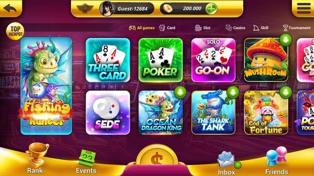 Zini Club screenshot 1