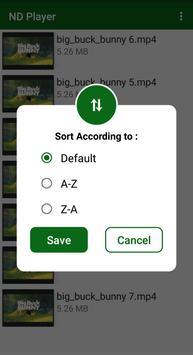 ND  Player screenshot 5