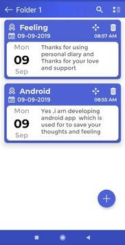 Personal Diary screenshot 7