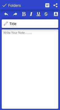 Personal Diary screenshot 2