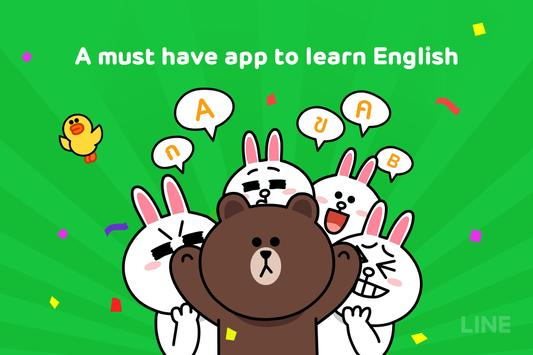 LINE Dictionary: English-Thai poster