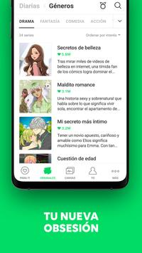 WEBTOON captura de pantalla 4
