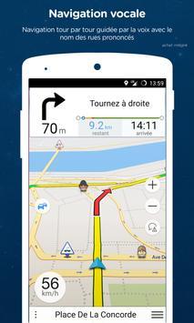 Navmii GPS É.-U. (Navfree) capture d'écran 5