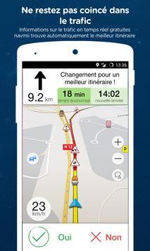 Navmii GPS É.-U. (Navfree) capture d'écran 1