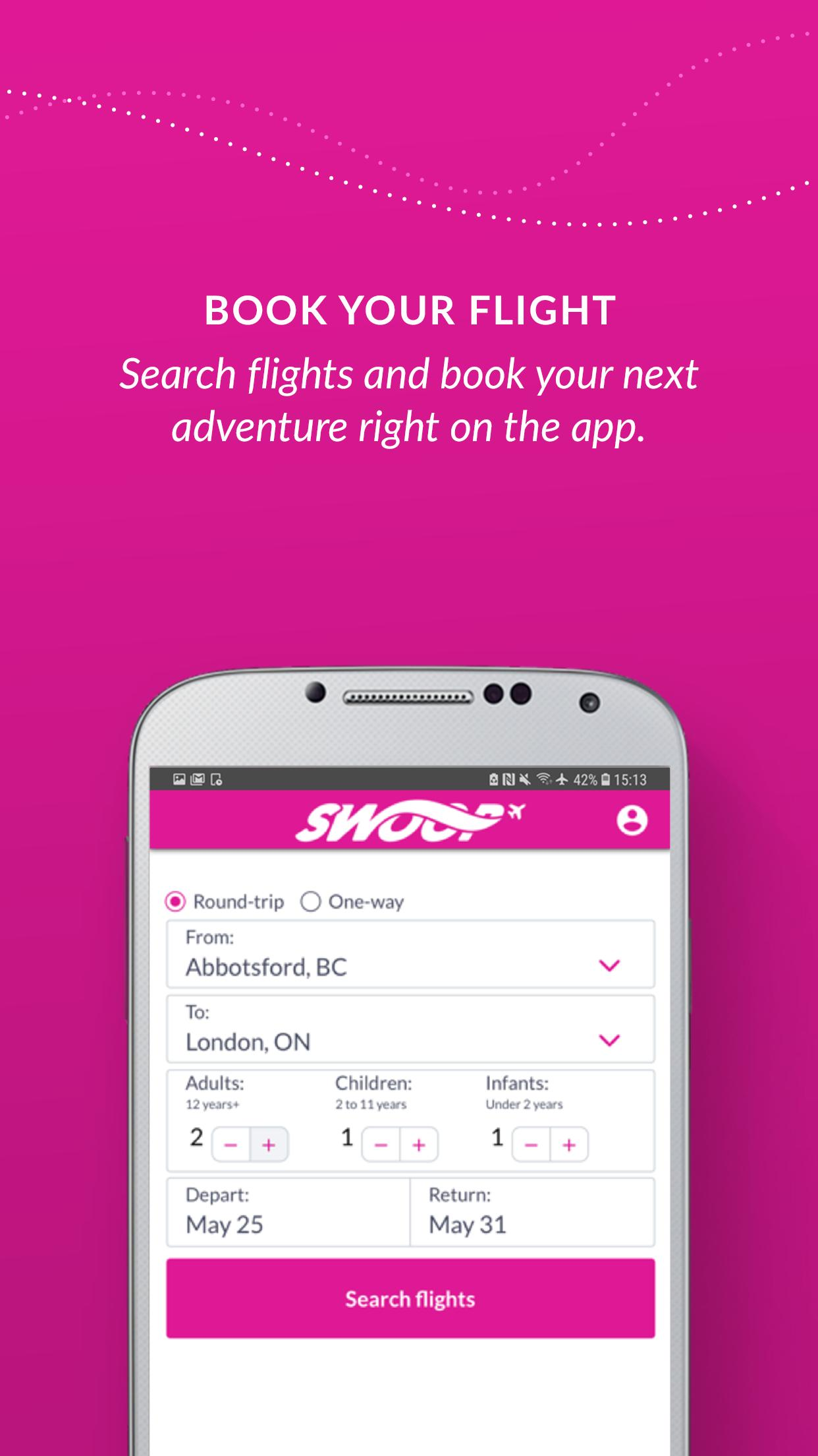 Swoop for Android - APK Download