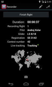 SeeYou IGC Flight Recorder screenshot 2