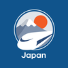 Japan Travel – Route, Map, Guide, JR, taxi, Wi-fi ikona