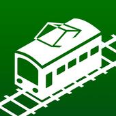 乗換ナビタイム - 無料の電車・バス時刻表、路線図、乗換案内 ícone