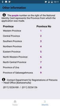Sri Lanka NIC Info Provider screenshot 2