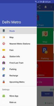 Delhi Metro screenshot 8