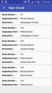 Delhi Metro screenshot 11