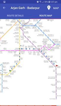 Delhi Metro screenshot 2