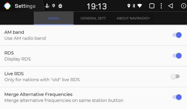 NavRadio FREE screenshot 2