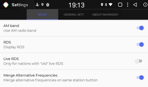 NavRadio FREE screenshot 8