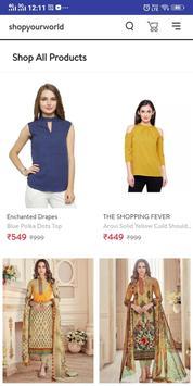 Shop Trendy Fashion screenshot 1