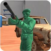Army Toys Town icon
