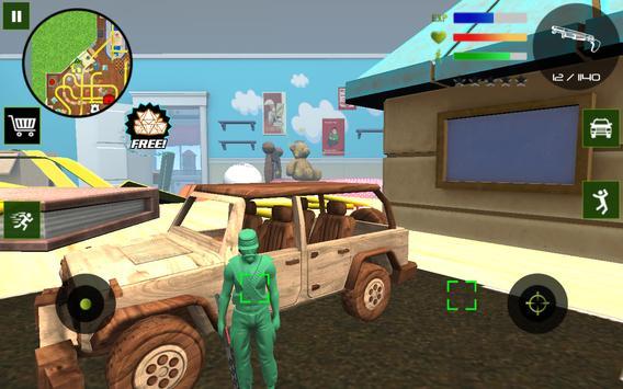 Army Toys Town screenshot 3