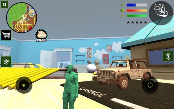 Army Toys Town screenshot 2
