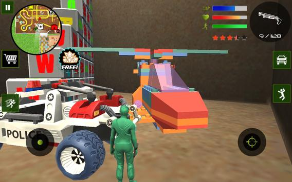 Army Toys Town screenshot 7