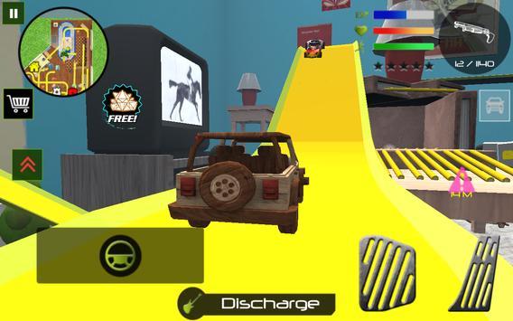 Army Toys Town screenshot 4