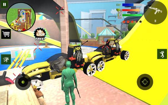 Army Toys Town screenshot 6