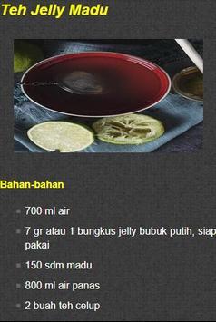 Resep Kreasi Minuman TEH screenshot 1