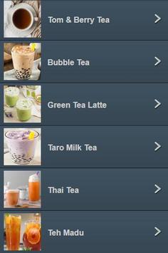 Resep Kreasi Minuman TEH screenshot 5