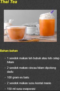 Resep Kreasi Minuman TEH screenshot 8