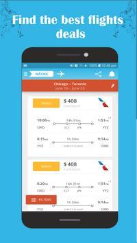NAYAK(Cheap Booking Flights,Hotels,Car,Holiday) screenshot 1