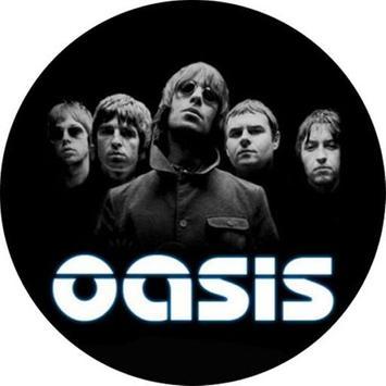 Oasis Song's Plus Lyrics poster