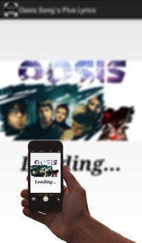 Oasis Song's Plus Lyrics screenshot 1