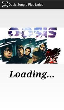 Oasis Song's Plus Lyrics screenshot 4