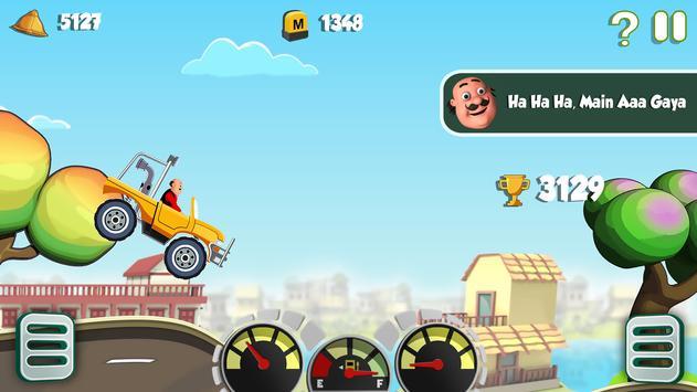 Motu Patlu King of Hill Racing screenshot 4