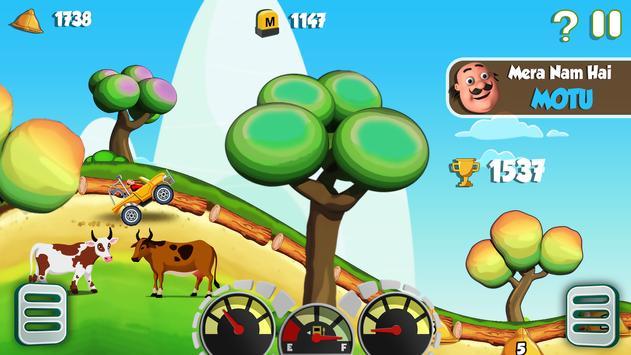 Motu Patlu King of Hill Racing screenshot 16