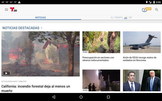 Telemundo 20 screenshot 14