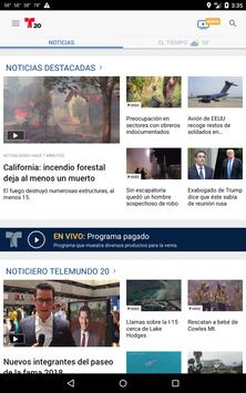 Telemundo 20 screenshot 15