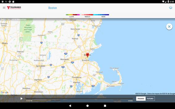 Telemundo Nueva Inglaterra screenshot 10