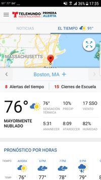 Telemundo Nueva Inglaterra screenshot 2
