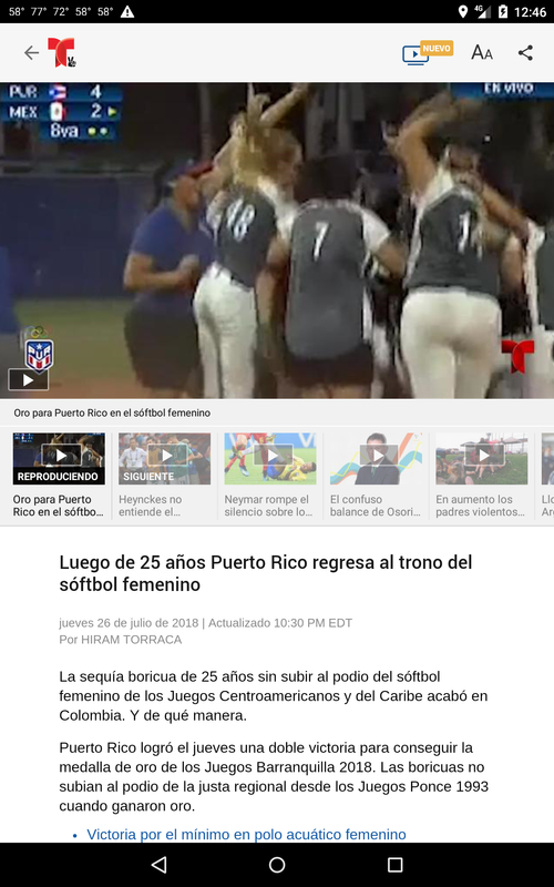 Telemundo Puerto Rico for Android - APK Download