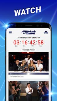 America's Got Talent on NBC تصوير الشاشة 4