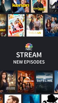 The NBC App - Stream Live TV and Episodes for Free-poster