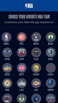 NBA AR screenshot 7