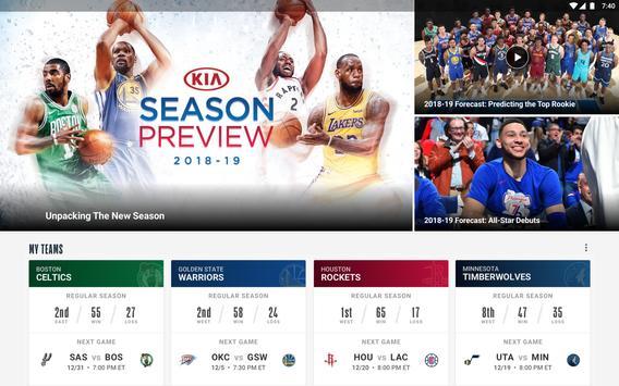 NBA スクリーンショット 8