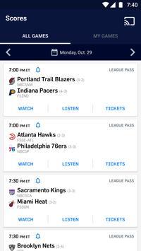 NBA スクリーンショット 2