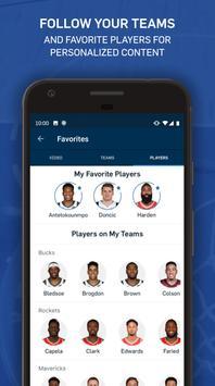 NBA ảnh chụp màn hình 4