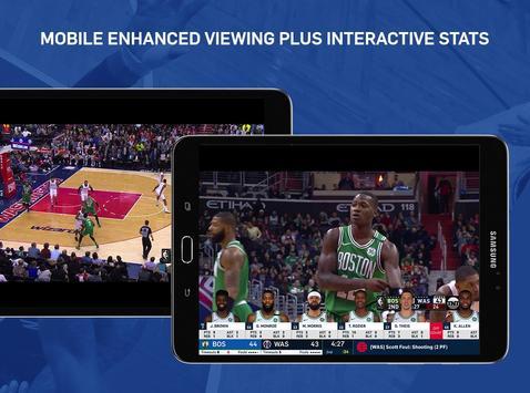 NBA ảnh chụp màn hình 8