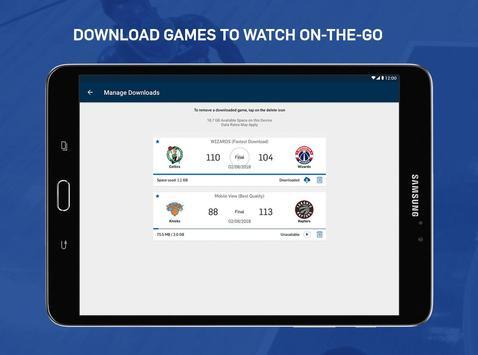 NBA ảnh chụp màn hình 15