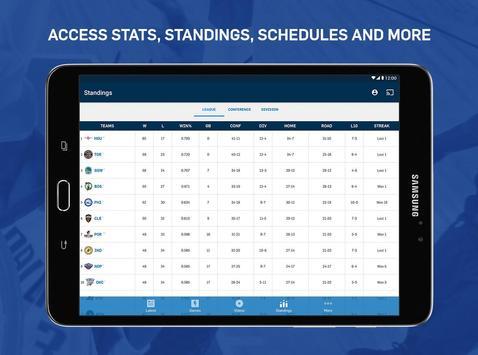 NBA ảnh chụp màn hình 16