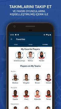 NBA Ekran Görüntüsü 4