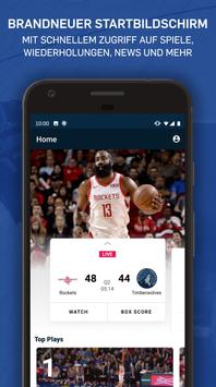 NBA Screenshot 3
